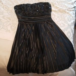 Black Homecoming/Prom Dress